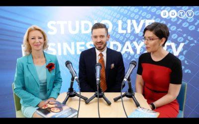 Irina Vasilescu – Despre fericire, in dialog cu Ovidiu Oltean si Mihaela Stroe – Iasi Business Days