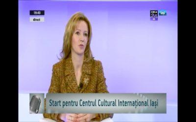 Irina Vasilescu la Vocile Iasului – Digi24 TV